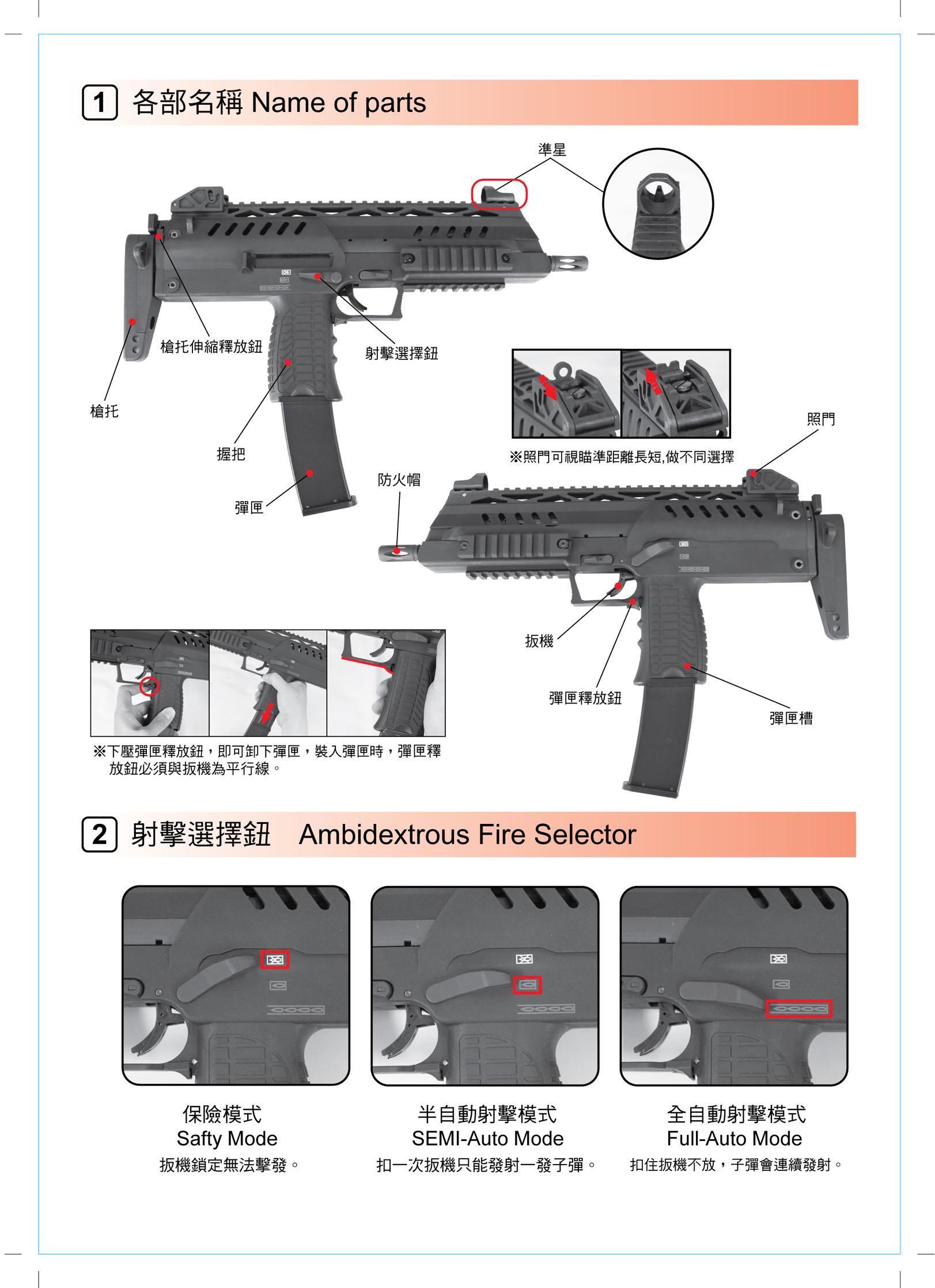 pistol assembly book